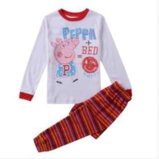 White Peppa with Red Pants Pyjamas