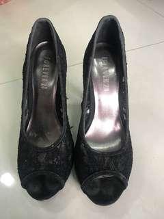 Forever 21 Black Shoes
