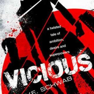 Vicious by Victoria Schwab