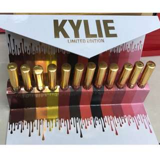 🌹 Kylie 12 Pieces Limited Edition Set