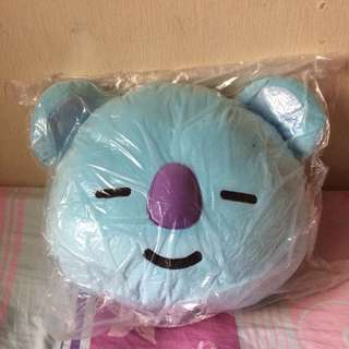 [READY STOCK] BT21 cushion KOYA unofficial