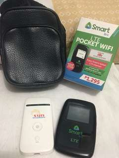 2 Pocket wifi for SALE