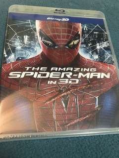 2D/3D Bluray Disc (The Amazing Spiderman)