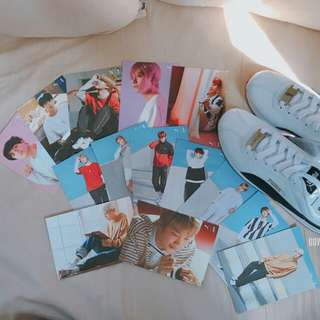 [LOOSE ITEM] BTS PUMA TURIN PHOTOCARDS