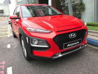 Hyundai Accent, Elantra, Kona, i30 Turbo, Tucson