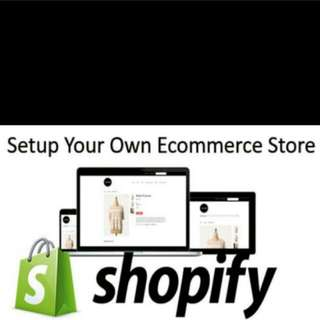 Build you online business website e-commerce