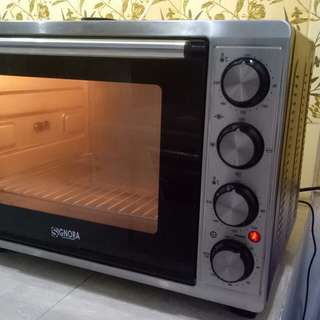 Oven Signora Galaxy Duo