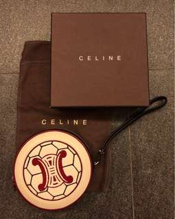 Celine - coin bag - 2002 World Cup limited edition