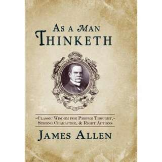As A Man Thinketh ( Hardcover)