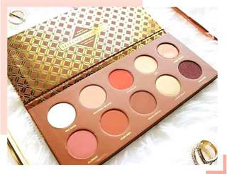 Zoeva eyeshadow