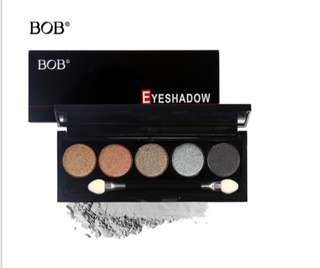 Bob eyeshadow Pallete [Instock]