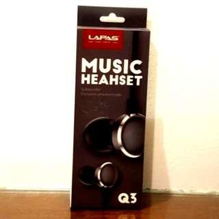 Lapas Music Headset Q3