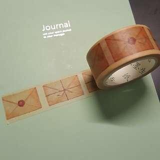 Envelope Washi tape