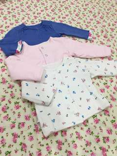 Mothercare M&S Baby Reversible Outerwear set 0-6m