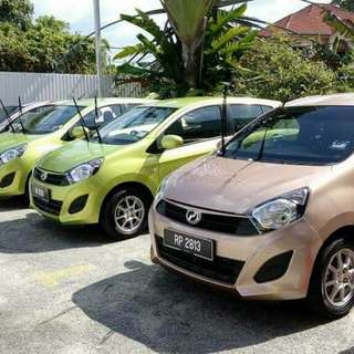 Sewa Axia Alza Exora UNLIMITED CAR RENTAL