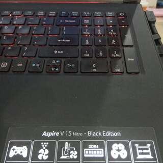 Acer Gaming Laptop V15 Nitro Black Edition
