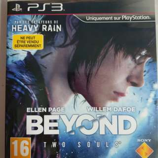 PS3 Beyond 2 Souls