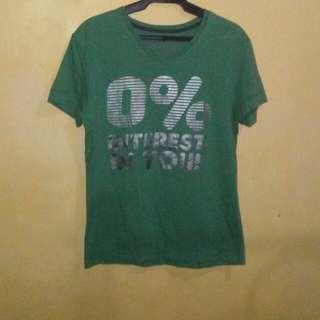 Penshoppe Shirt Medium Size