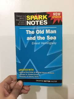 Spark Notes - The Old Man and the Sea
