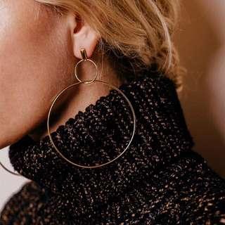 005 Hoop Earrings
