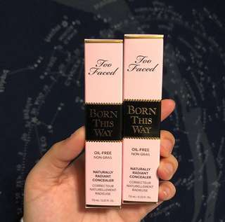 Too Faced Concealers