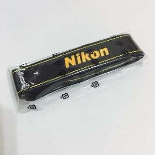 Nikon 原廠刺繡背帶 相機背帶