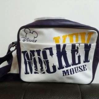 MICKEY斜背包