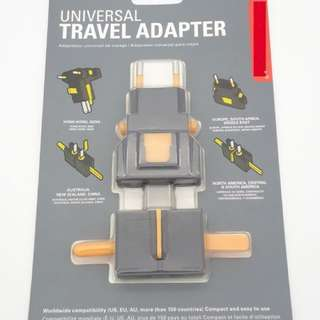 Travel Universal Adapter (US)