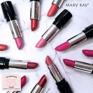 [BN] Gel semi-matte lipstick poppy please