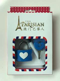 Love lock (postage included 包郵)