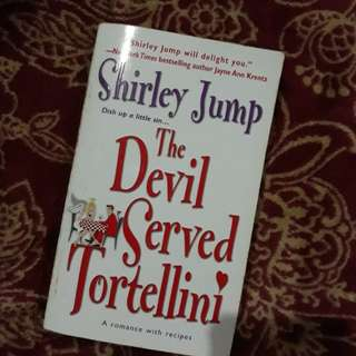 Shirley Jump - The Devil Served Tortellini
