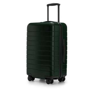 AWAY Suitcase The Carry On  with built in battery pack - Green