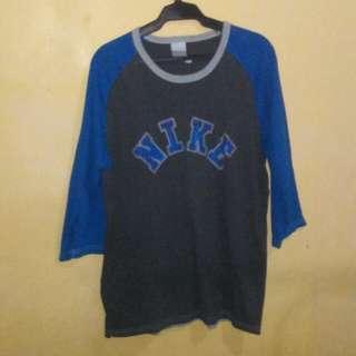 Nike 3/4 Shirt M-L size