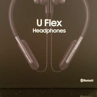 Samsung U Flex headphones Bluetooth Headset