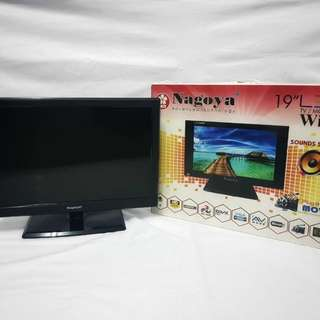 Tv led 19inc.super wide usb.nagoya