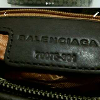 Balenciaga Bag original
