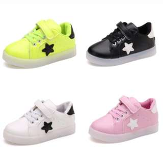Kids Led Shoes Sneakers - Unisex Shoes