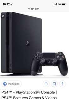WTT ps4 Slim to PS4 pro