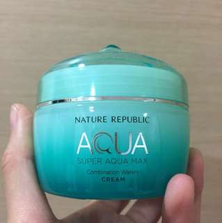 Nature Republic - Super Aqua Max Cream