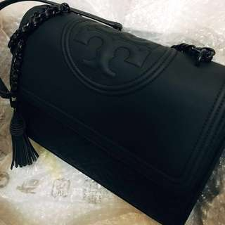 Tory Burch Fleming Matte Shoulder Bag