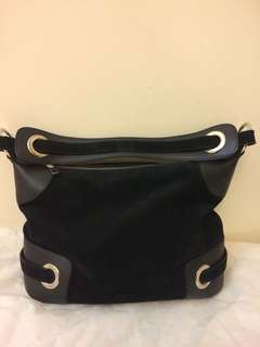 Bally hobo shoulder bag
