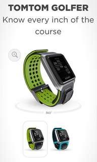 [Brand New] TomTom Golfer GPS Watch