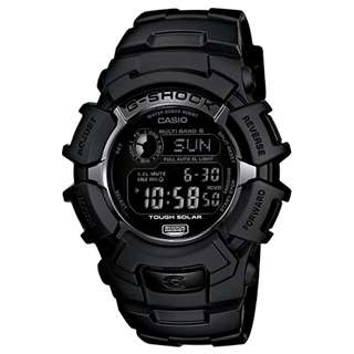 CASIO G-SHOCK GW-2310 series GW-2310FB MULTI BAND 6 電波受信機能 TOUGH SOLAR 光動能 GSHOCK GW2310FB
