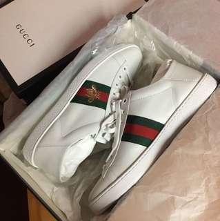 Gucci bee sneakers 牛皮蜜蜂波鞋