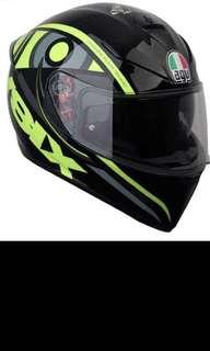 AGV K-3SV Full Face Helmet