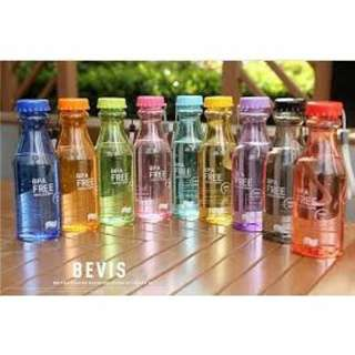 BPA Drink Bottle Tranparant