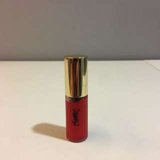 YSL Tatouage Couture Matte Stain deluxe sample