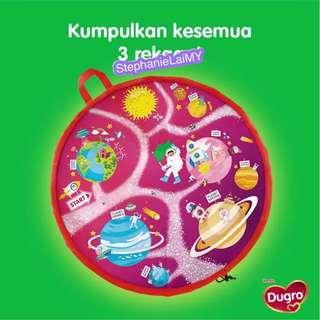 Dugro 2 in 1 (Playmat + Storage Bag) Red