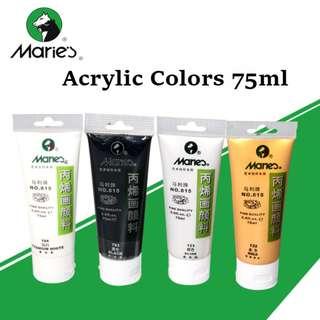 Marie's Acrylic 75ml