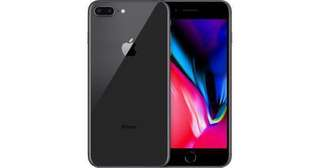 iPhone 8 Brand New 4.7' Black 64G from CSL